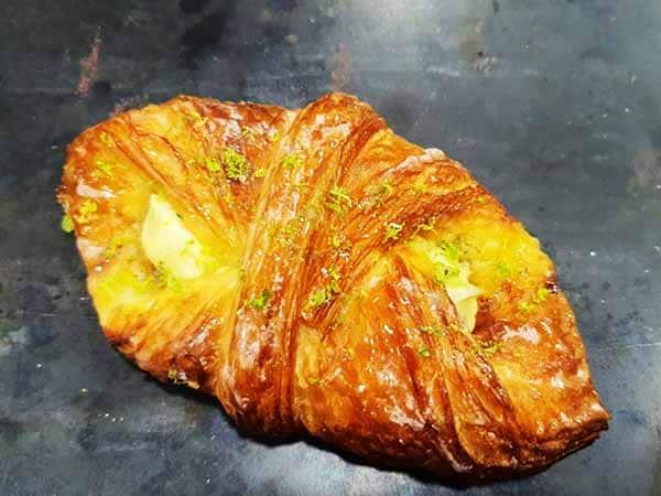 Croissant Mojito