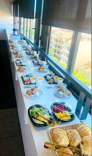 Catering-Small Business Lunch