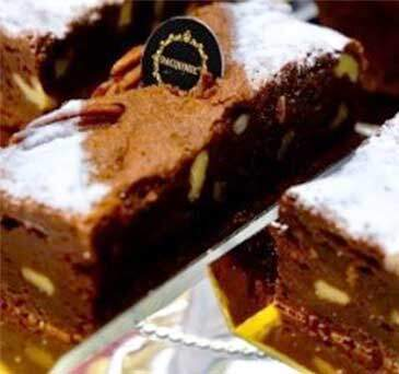 Brownie-Noz-Pecan